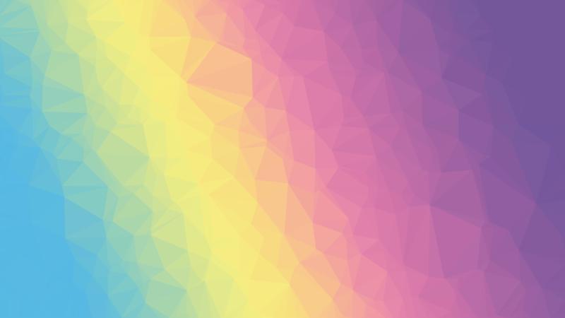 見出しサムネイル用グラデーションモザイク画像素材パステル