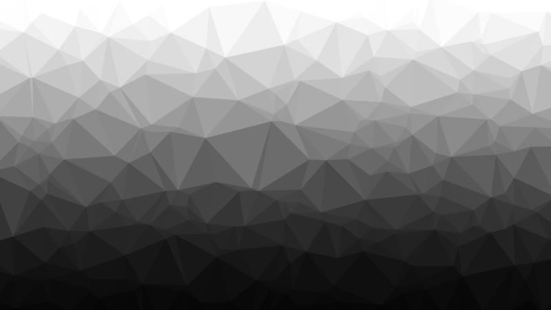 見出しサムネイル用グラデーションモザイク画像素材白黒