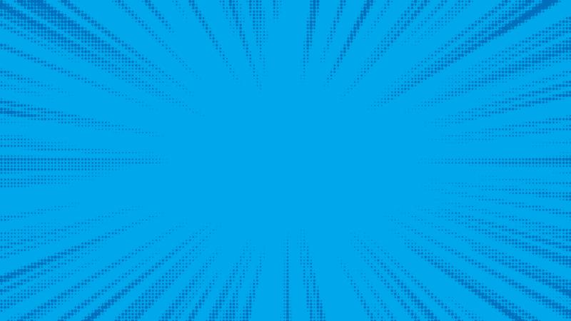 放射状&Youtubeのサムネイル用の背景の無料イラスト画像素材 オレンジ Back_Ground_Radial_Ray