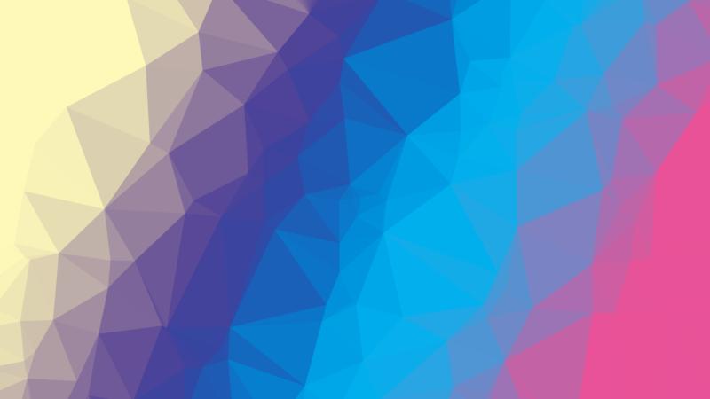 見出しサムネイル用グラデーションモザイク画像素材_レインボー