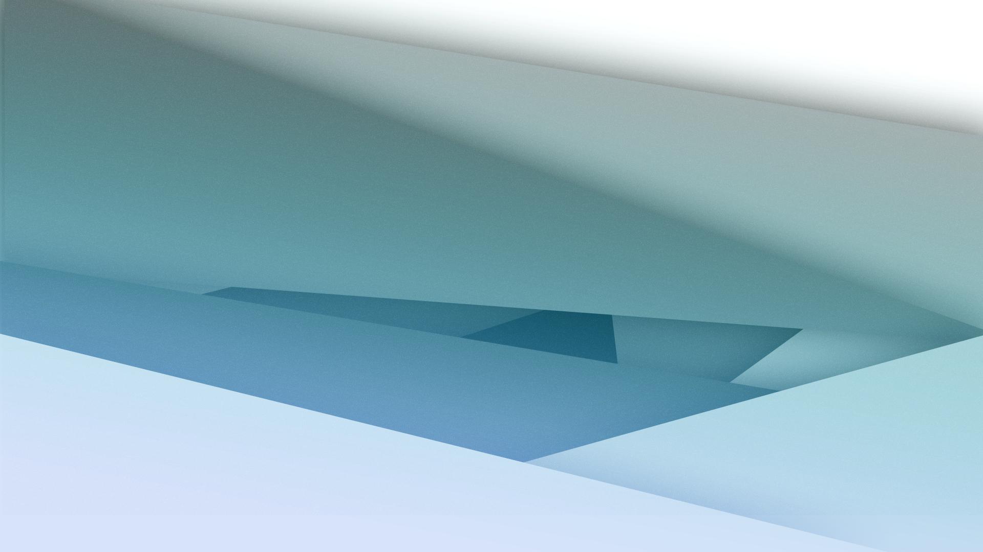 シックなフラットロールの背景素材!SNSのサムネイル用の無料画像_青