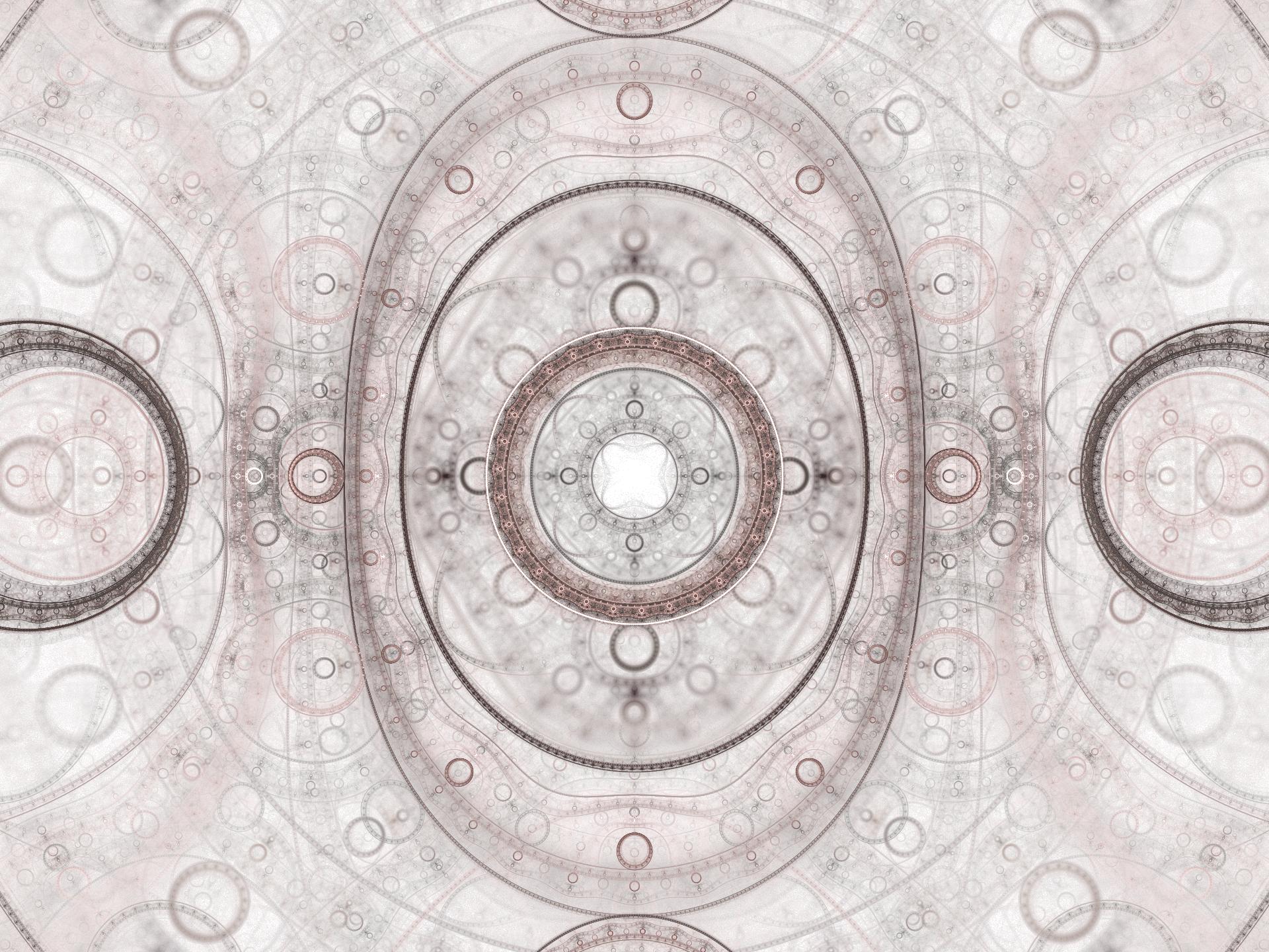 ・おしゃれでミステリアスな魔方陣の壁紙素材:ダーク