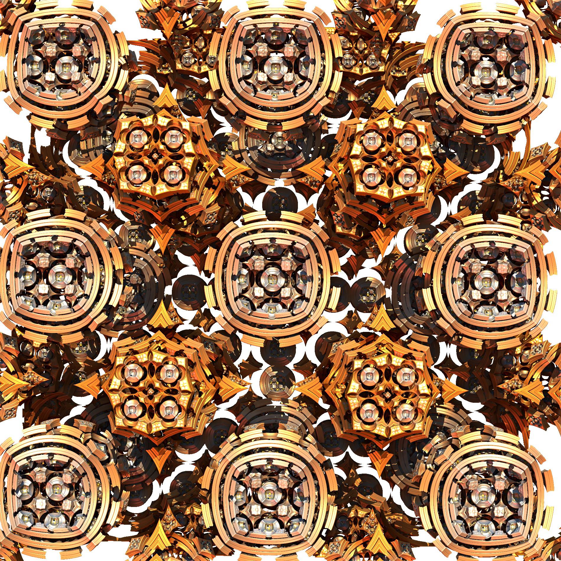 ゴールドダイヤモンド&クリスタルライト:リアル