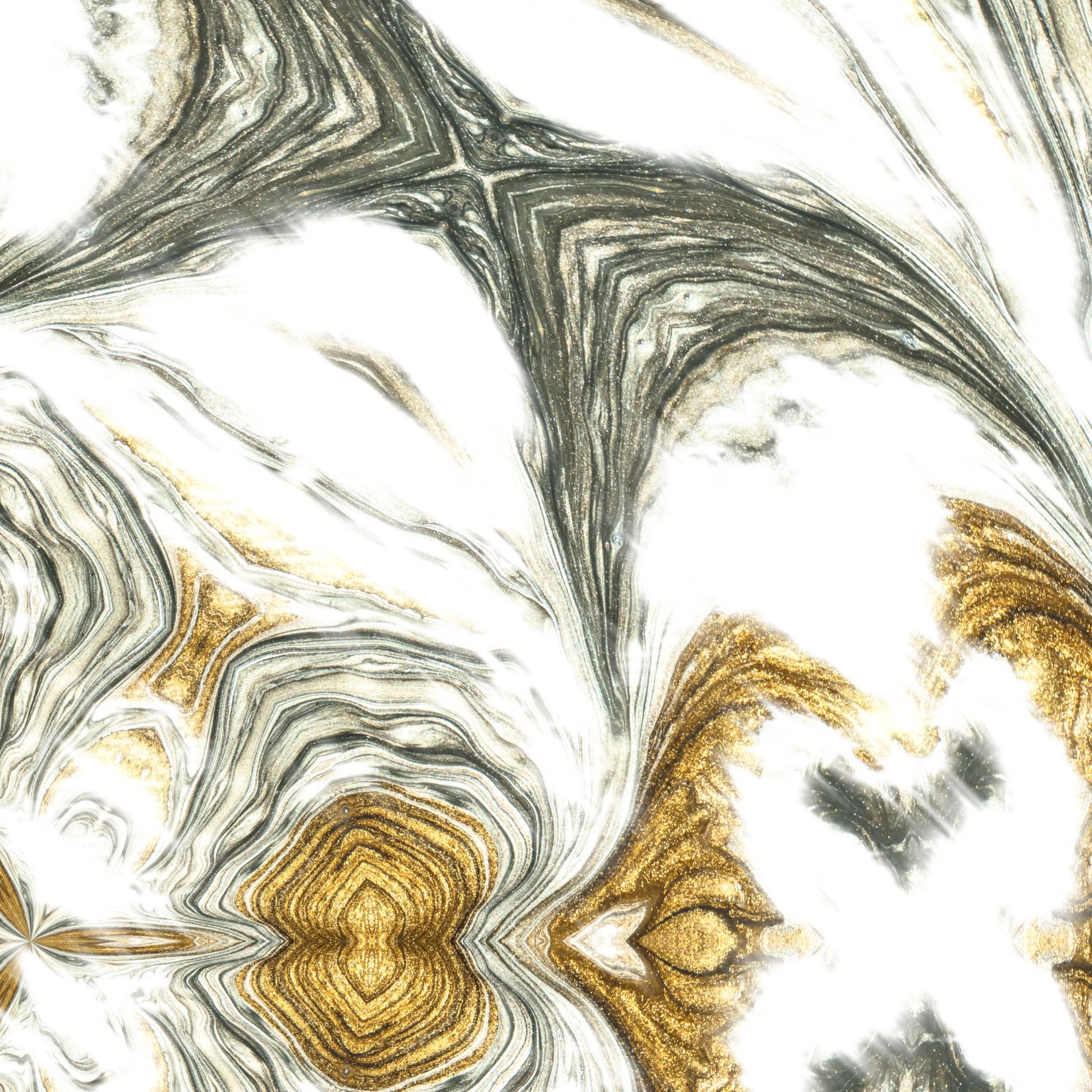 光り輝く砂の断層サンドスタック:ライト