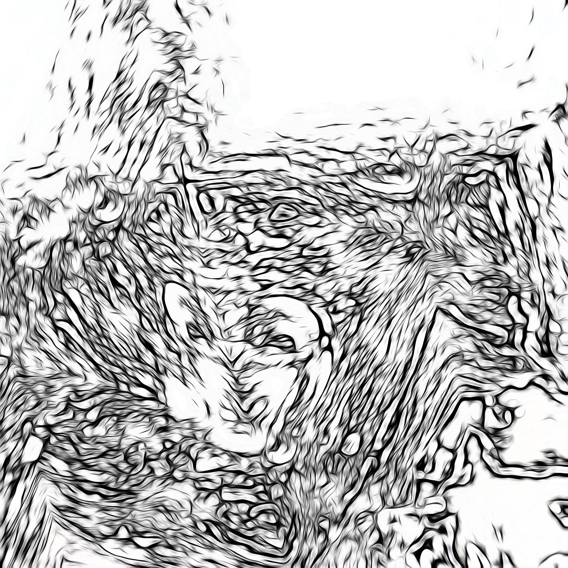 スプラッシュウォーター&清流の噴射:スケッチ