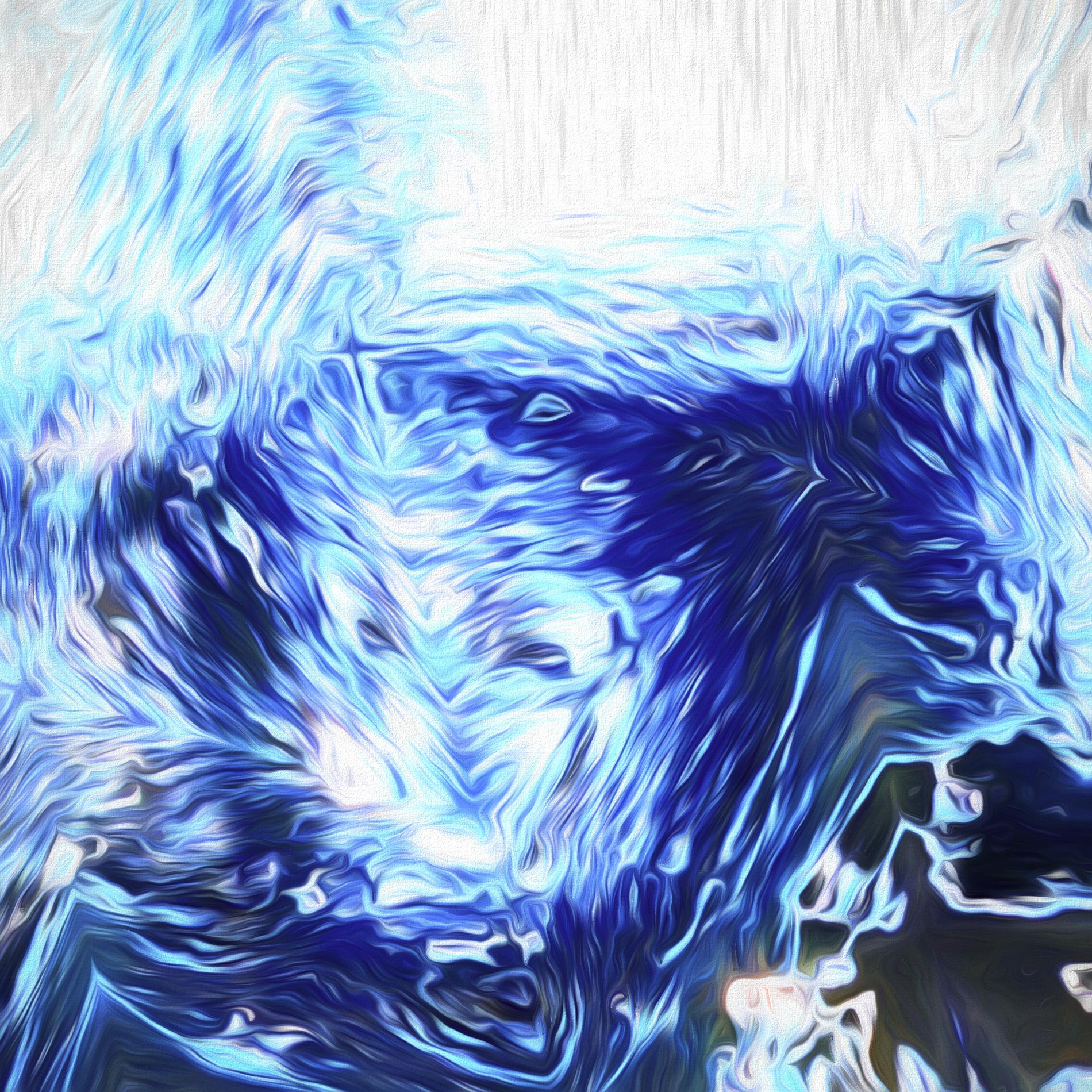 スプラッシュウォーター&清流の噴射:柔らかクレヨン
