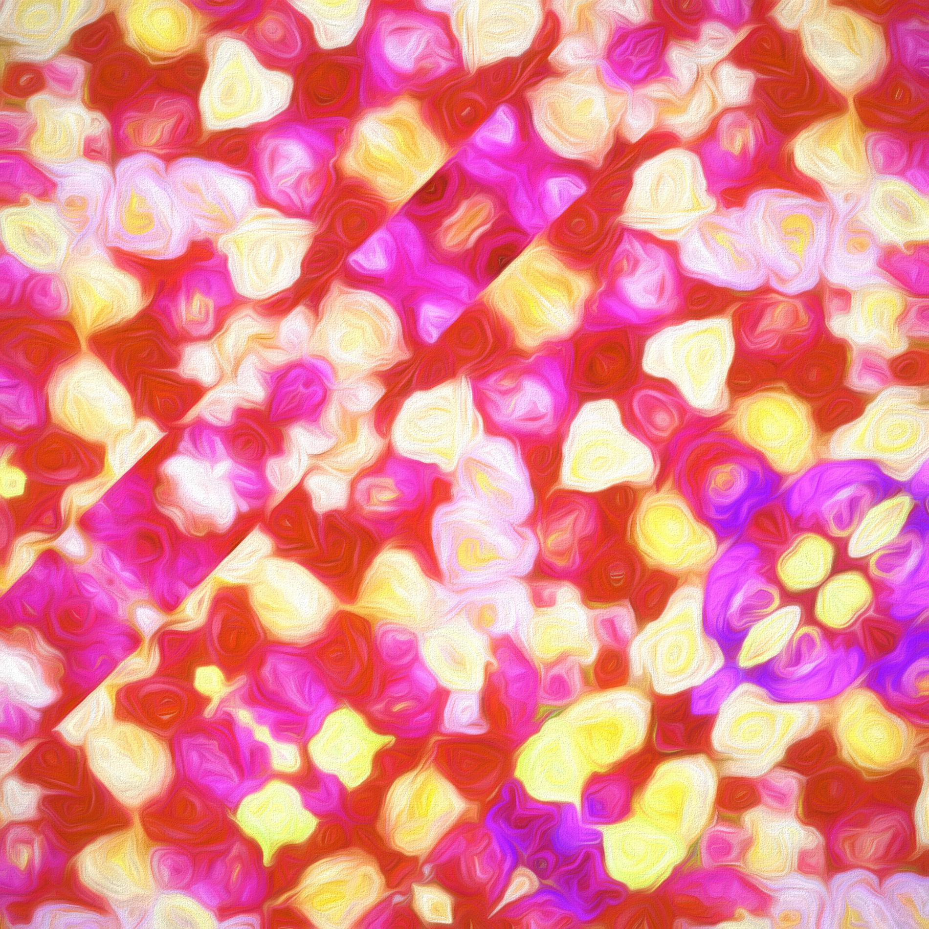 上品なキラキラローズ&おしゃれなバラの輝き:ソフト