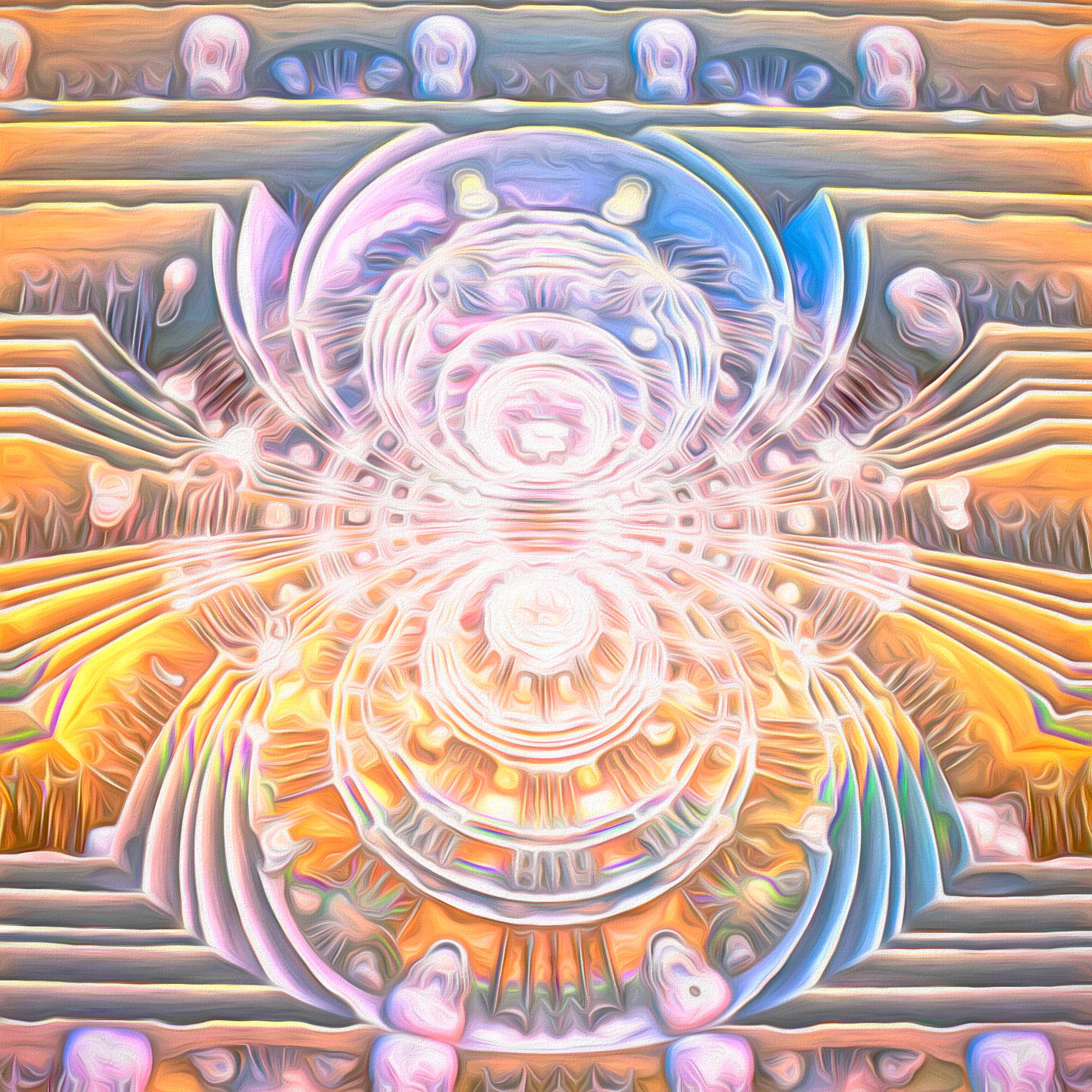 癒しの光&空想世界癒しの光&空想世界の景色:カラフルの景色:カラフル
